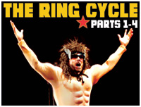 The Ring Cycle (Parts 1-4)